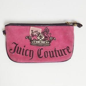 Juicy Couture Velour Wristlet